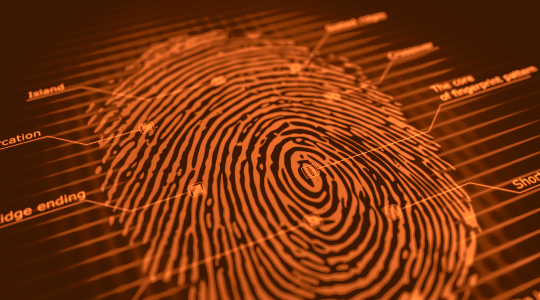 fingerprint-orange